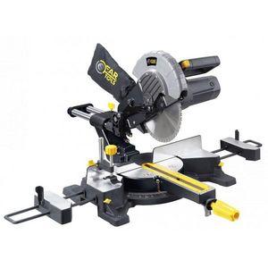 FARTOOLS - scie à onglet radiale bois et métal 2100 watts far - Radial Saw