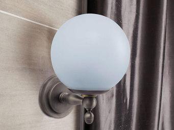 Cristal Et Bronze - city - Bathroom Wall Lamp