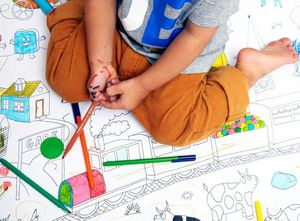 OMY -  - Colouring Book