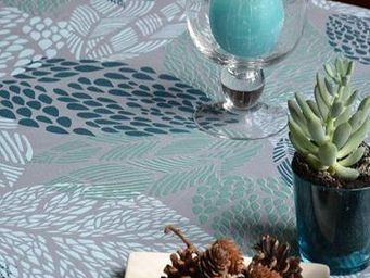 FLEUR DE SOLEIL -  - Square Tablecloth