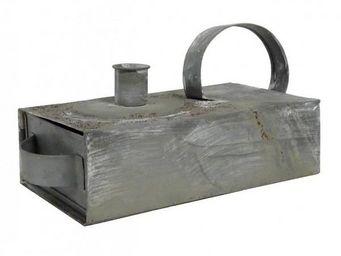 L'HERITIER DU TEMPS - boite bougeoir à l'ancienne - Candlestick
