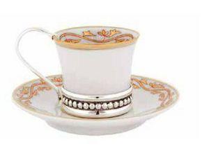 Topazio - contas - Coffee Cup