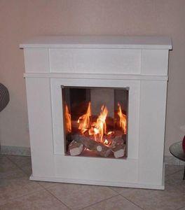 ALFRA FRANCE - david electrique - Flueless Burner Fireplace