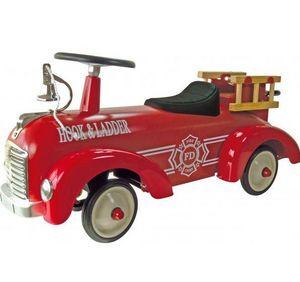 Au Nain Bleu - rétro pompier - Pedal Car