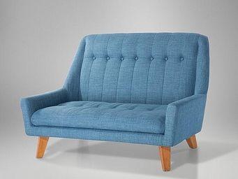 BELIANI - lund - 2 Seater Sofa