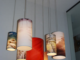 TOUCH OF LIGHT -  - Hanging Lamp