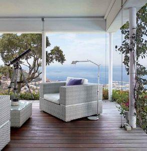 CALMA -  - Garden Armchair
