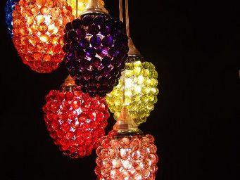 Spiridon - grappe - Hanging Lamp