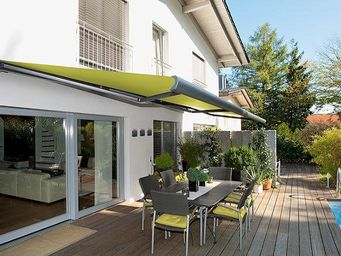 markilux - avec coffre - 5010 - Patio Awning