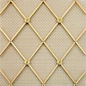 BRASS - dore - Decorative Mesh