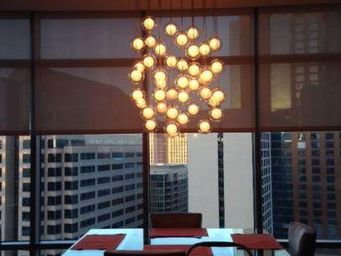 ALAN MIZRAHI LIGHTING - am6609 - Chandelier