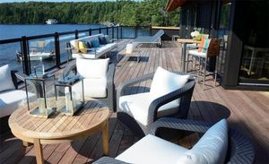 7OCEANS DESIGNS -  - Garden Coffee Table