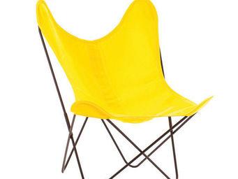 Airborne - coton jaune - Armchair