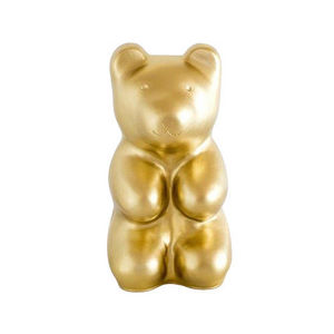 Egmont Toys - jelly bear - lampe à poser / veilleuse ours doré h - Children's Table Lamp