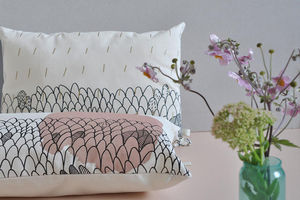 ANNE FONTAIMPE -  - Cushion Cover