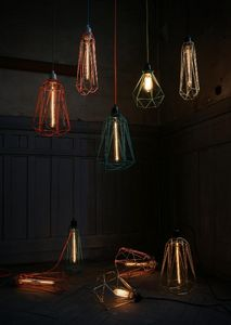 Filament Style -  - Hanging Lamp