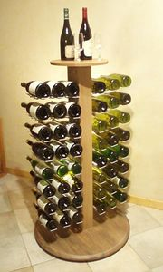 MEUBLES EN MERRAIN -  - Bottle Rack