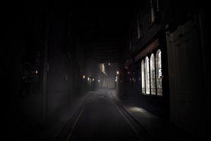 Beware - london capital city #1 - Photography