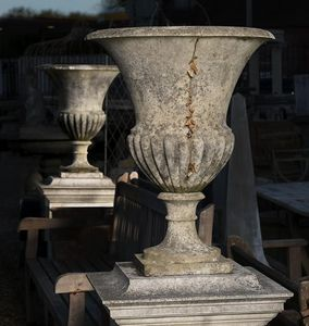 GARDEN ART PLUS -  - Garden Vase