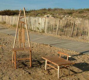ALAIN DUPASQUIER - grenette - Garden Chair