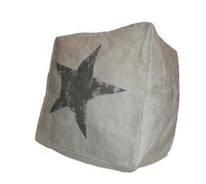 BYROOM - with star print - Floor Cushion