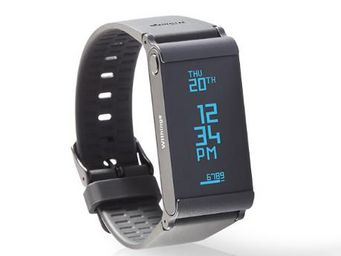 Withings Europe - pulse ox-- - Connected Bracelet