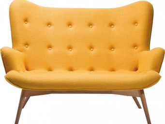 Kare Design - canapé angels wings jaune 2 places - 2 Seater Sofa