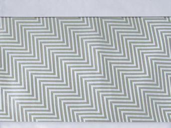 BAILET - ornement prestige - symphonie - 260x37 cm - sable - Bed Linen Set