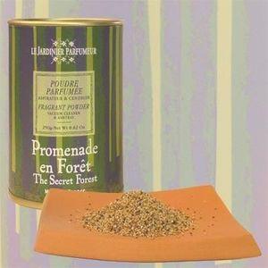 Le Jardinier Parfumeur Et Tendre Facon - promenade en foret - Vacuum Cleaner Talc