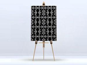 la Magie dans l'Image - toile éthno-baroque - Digital Wall Coverings