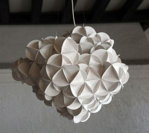 ANNE-PIERRE MALVAL - nuage - Hanging Lamp