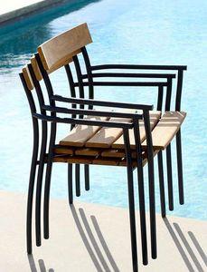 Tectona -  - Garden Armchair