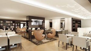 LAURENT MAUGOUST -  - Ideas: Hotel Dining Rooms
