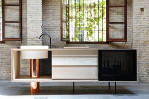 MUT DESIGN - float - Modern Kitchen
