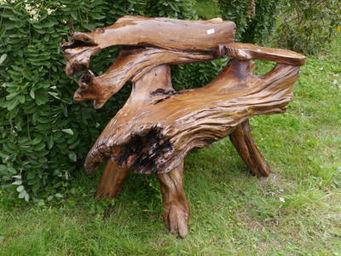 Thierry GERBER - pd003 - Garden Bench