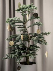 Ferm Living - feuilles - Christmas Tree Decoration