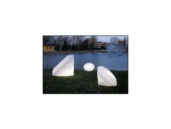 Slide - lampe slide bijoux diamant - Table Lamp