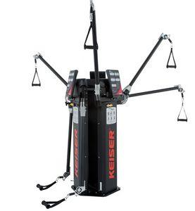 KEISER - triple trainer - Multipurpose Gym Equipment