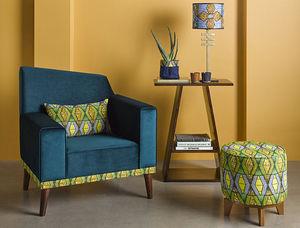 3RD CULTURE -  - Armchair And Floor Cushion