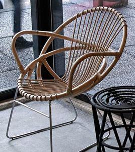 LA VILLA HORTUS - -rotang - Armchair