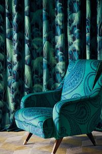 Cole & Son - palm jungle - Upholstery Fabric