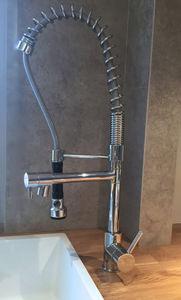 CasaLux Home Design -  - Kitchen Mixer Tap With Spray Attachment