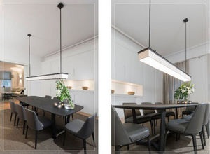 Kevin Reilly Lighting - -kanaal-- - Hanging Lamp