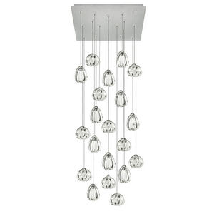 ALAN MIZRAHI LIGHTING - ka1819 salazar square - Chandelier