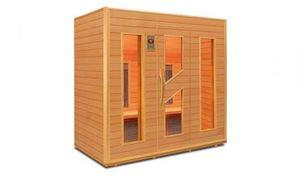 Aquilus Piscines -  - Infrared Cabin