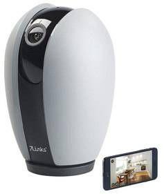 7 LINKS - caméra de surveillance connectée ip hd compatible echo show - Security Camera