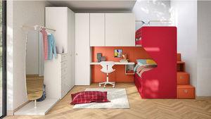 HAPPY HOURS - nidi - Children Bunk Bed