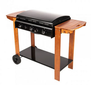 Somagic - australia - Gas Fired Barbecue