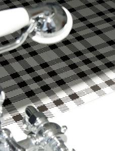 14 ORA ITALIANA - tartan white - Floor Tile