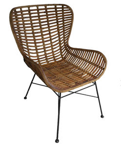 VIVENLA - en rotin naturel - Garden Armchair